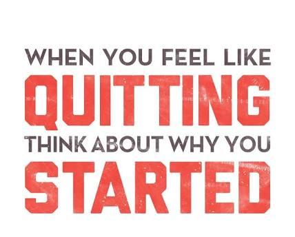 quitting-starting